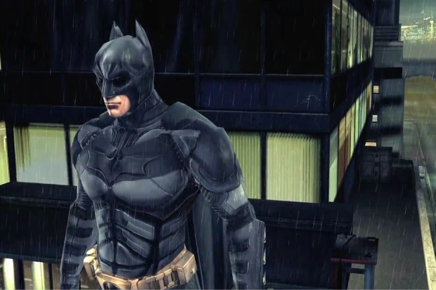 The Dark Knight Ps3 Game