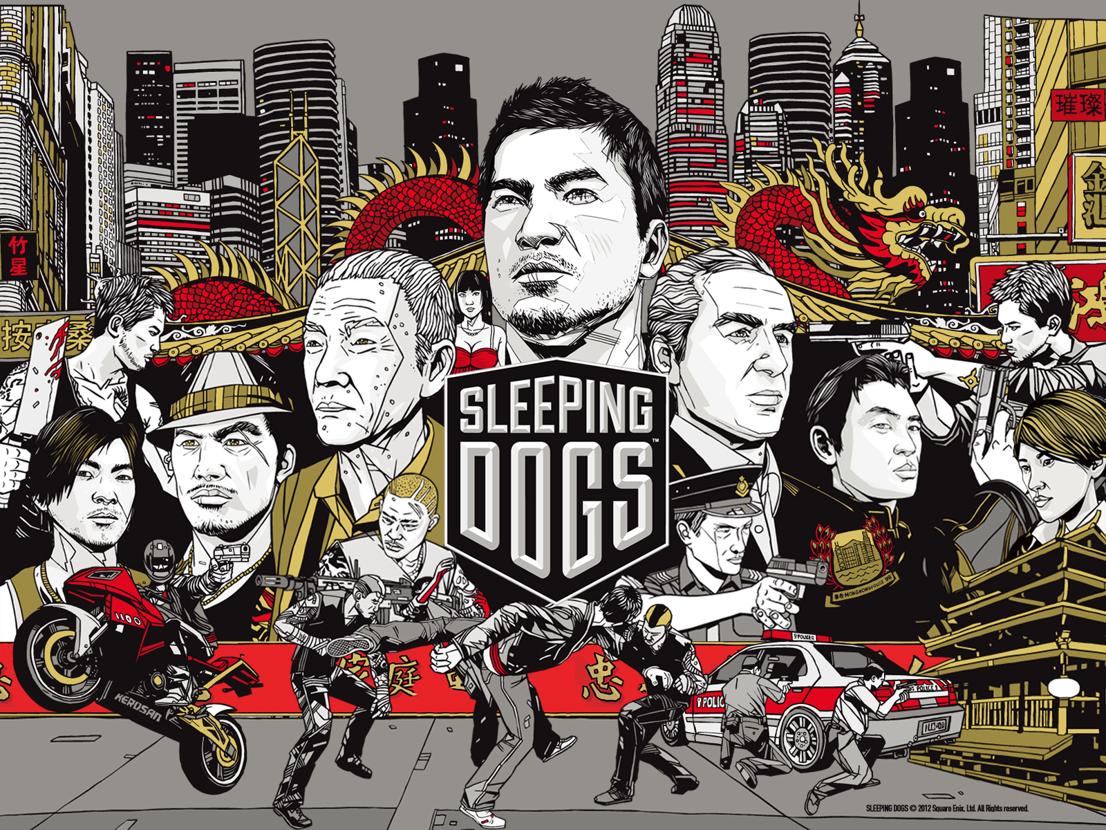 Sleeping Dogs When To Play Dlc