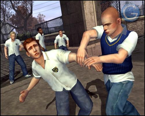 """Torcer o braço dos coleguinhas era normal em """"Bully"""""""