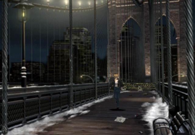 Em Parasite Eve, Nova York não é um bom lugar pra dar um rolê