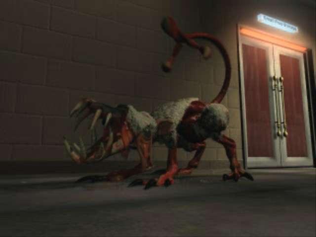 Os bichos de Parasite Eve só perdem para os de Silent Hill no quesito feiura