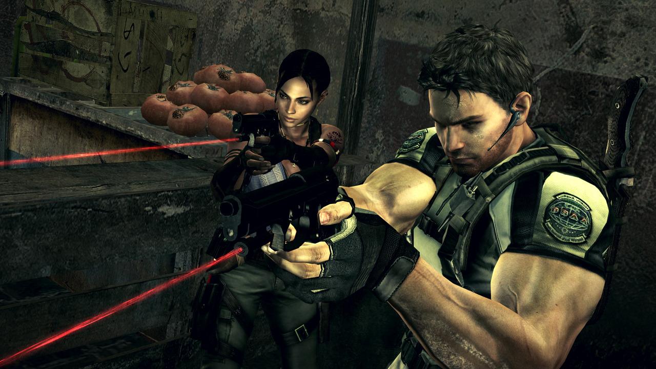 """""""Resident Evil 5"""" deixou todo o terror de lado pra dar lugar a ação desenfreada"""