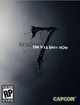 """Possível e fodástica capa de """"Resident Evil 7"""""""