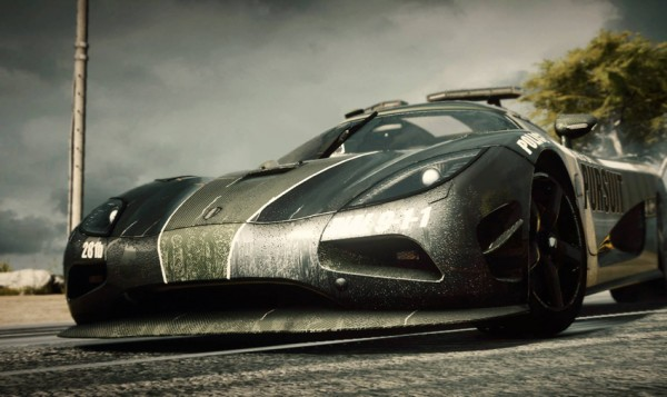 Electronic Arts faz teaser de novo Need for Speed