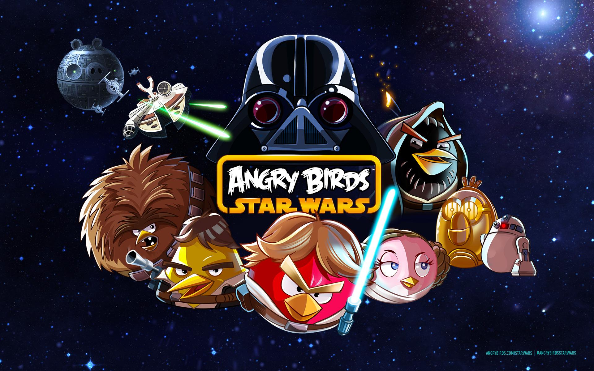 angry birds start