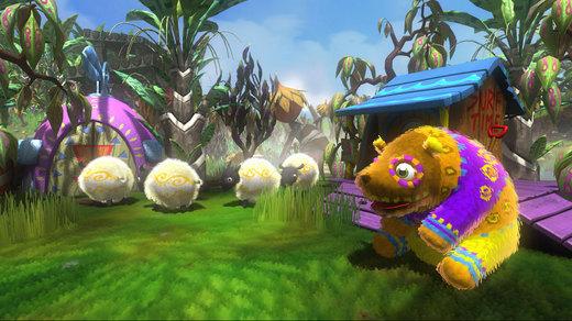 Viva Piñata foi um dos primeiros games a ser OFICIALMENTE traduzidos para PT-BR. Mas desde os anos 90 já existiam traduções independentes