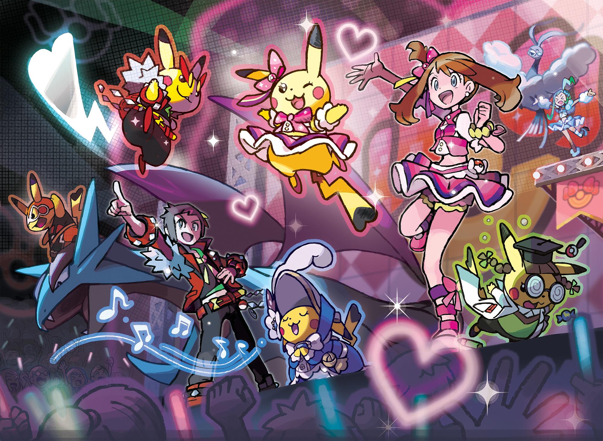 [Anime/Game do Mês] - Pokémon 1/2 Pkmnc