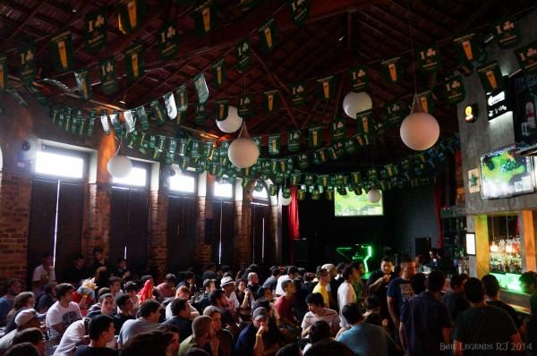 Bar Legends - RJ (Março de 2014)